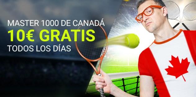 apuesta Luckia Masters Canada