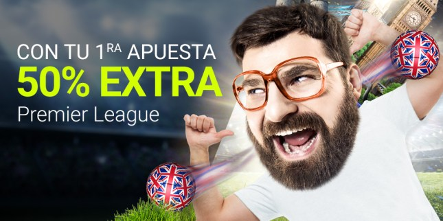 Apuestas Luckia Premier League