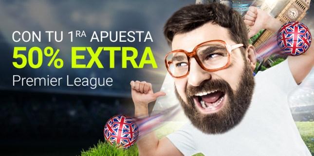 Apuestas Luckia Premier League