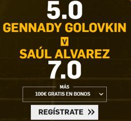 Supercuota Betfair Gennady vs Saul