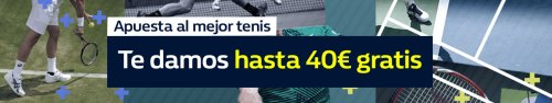 WilliamHill hasta 40€ gratis en Tenis