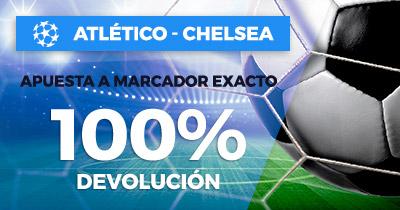 Paston Atletico - Chelsea Devolucion