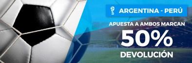Paston mundial de futbol Argentina - Peru