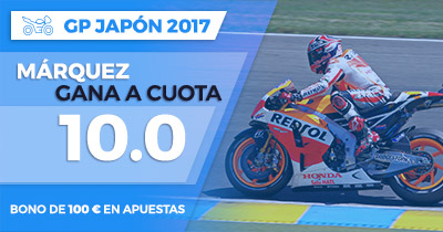 Supercuota Paston MotoGP Marquez gana a cuota 10.0