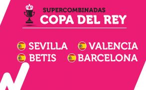 Wanabet Supercombinada Copa del Rey