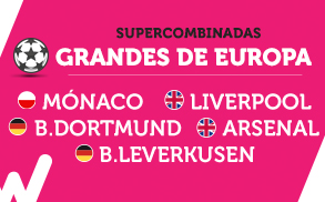 Wanabet Supercombinada europea monaco