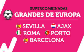 Wanabet supercombinada europea