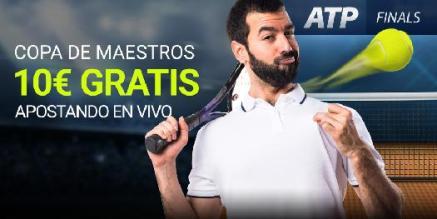Luckia 10€ gratis apostando en Copa de Maestros