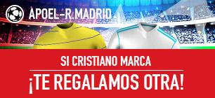 Sportium Champions Apoel - R. Madrid