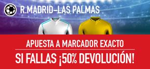 Sportium R. Madrid - Las Palmas