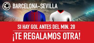 Sportium ofertas devolucion la Liga Barcelona Sevilla