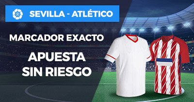 Paston la Liga Sevilla - Atlético