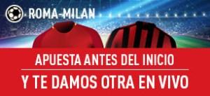 Sportium Roma - Milan