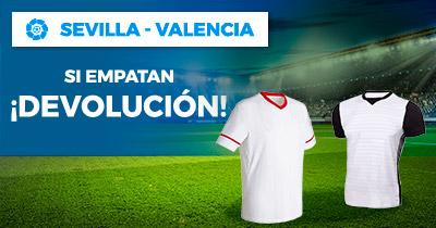 Paston la Liga Sevilla - Valencia