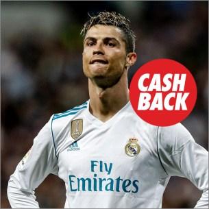 Circus Semifinal Champions League R. Madrid - Bayern cashback