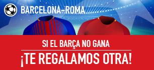 Noticias Apuestas Sportium Champions Barcelona - Roma