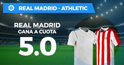 Noticias Apuestas Supercuota Paston la Liga Real Madrid - Athletic