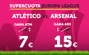 noticias apuestas Wanabet Europa League Atletico vs Arsenal