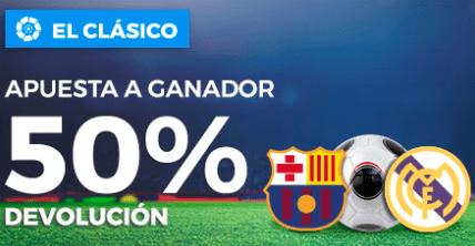 noticias apuestas Paston el Clasico apuesta a ganador 50% devolucion