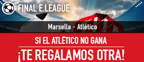 noticias apuestas Sportium final Europa League Si Atletico no gana te regalamos otra!