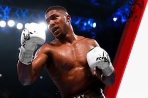 Boxeo especial KO rapido en el Joshua v Povetkin en Betstars