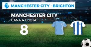 Megacuota 8 Manchester City en Paston