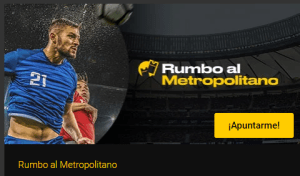 Torneo rumbo al Metropolitano en Bwin