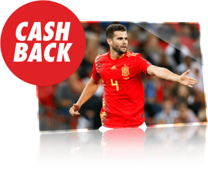 España-Gales +3.5 goles apuesta reembolsada en Circus