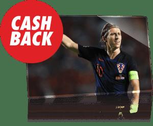 Croacia-Inglaterra apuesta reembolsada si hay mas de 2.5 goles en Circus