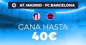 At Madrid-Barcelona gana hasta 40€ con Paston