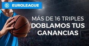Euroligue mas de 16 triples doblamos tus ganancias en Paston