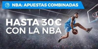 Hasta 30€ con la NBA en Paston