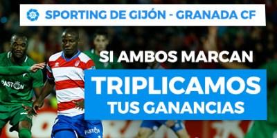 Sporting-Malaga si ambos marcan,¿triplicamos tus ganancias!en Paston