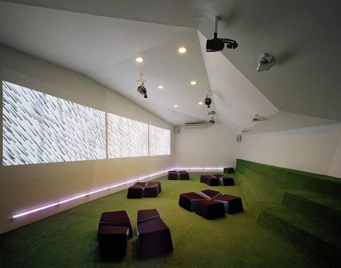 nestlé chocolate museum - rojkind arquitectos