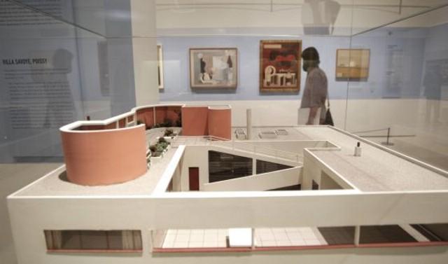 Exhibición: 'Le Corbusier, un atlas de paisajes modernos', en Madrid