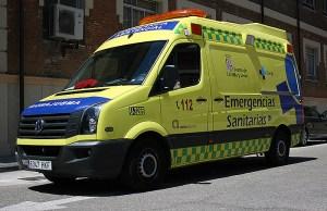 ambulancia nueva