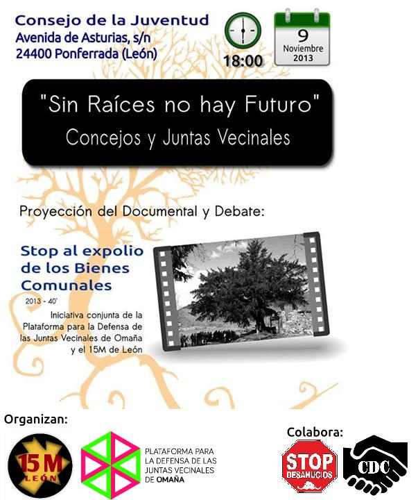 documental stop expolio