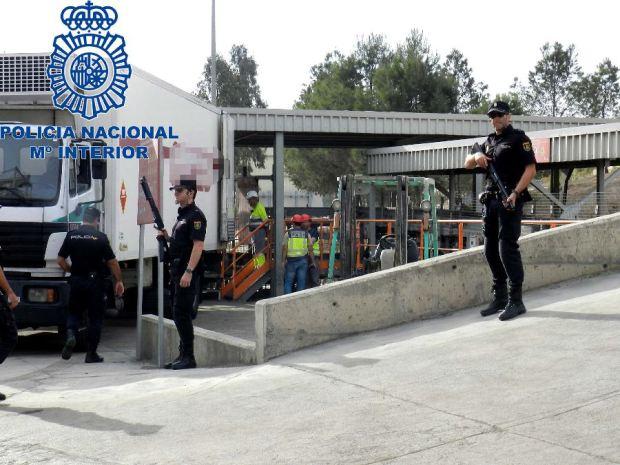 policias hachis