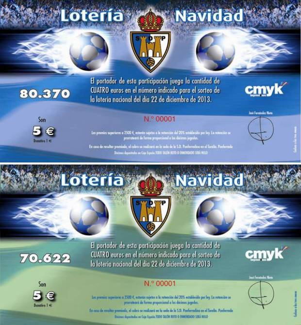 Loteria deportiva ponferradina