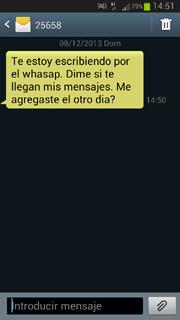 whatsapp smspremium