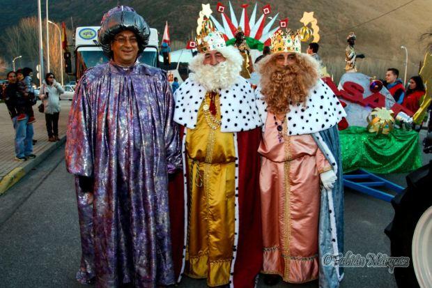 tres reyes magos 2015