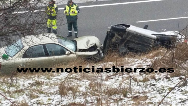 accidente 372 a6 san roman