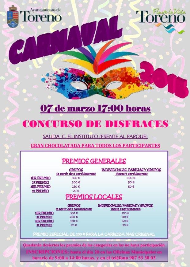 carnaval toreno 2015