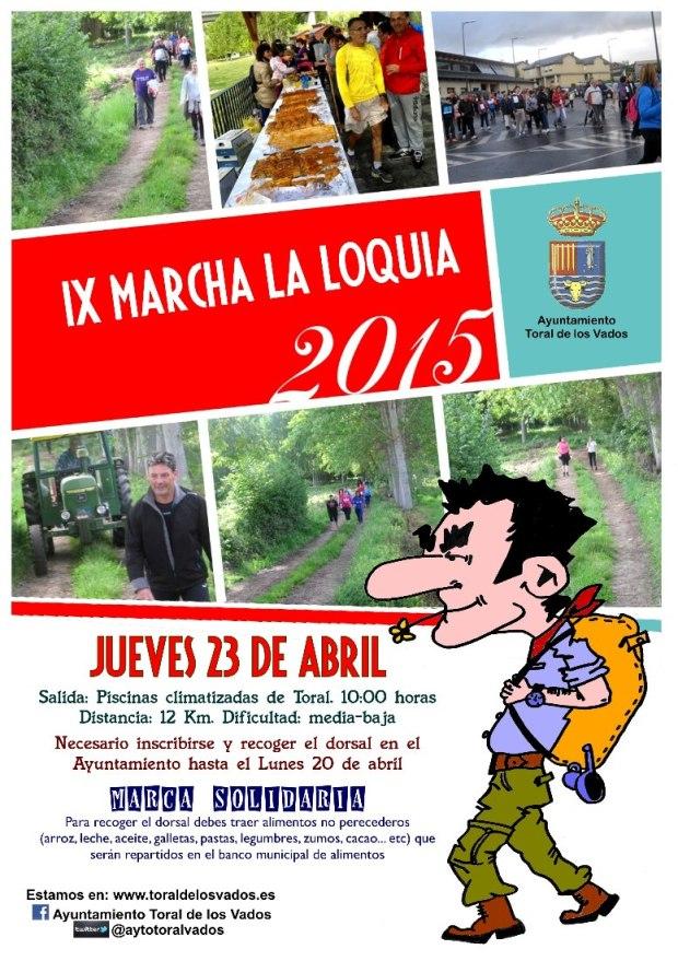 cartel LOQUIA 2015