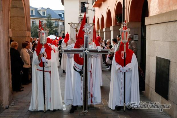 procesion santa cena 2015-2