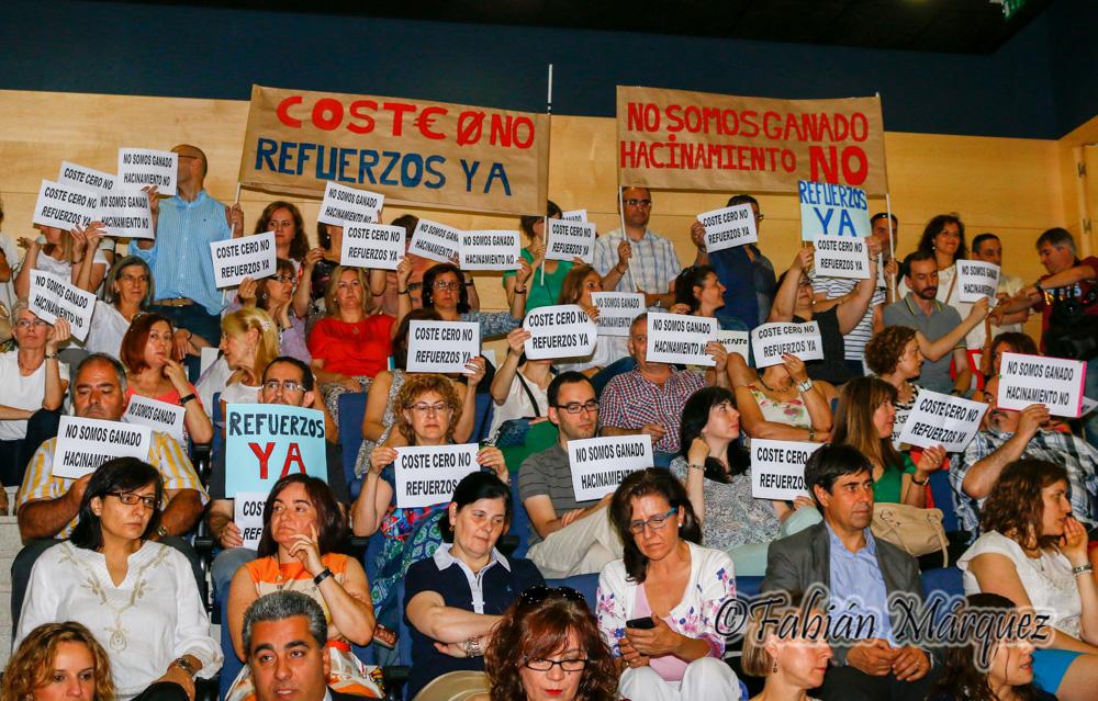 Inauguracion oficina judicial juzgado ponferrada 2 for Juzgados ponferrada