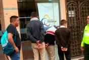 Seis meses de prisión para extranjeros por robo