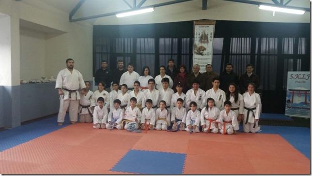 FOTO club de karate Kobukan 1