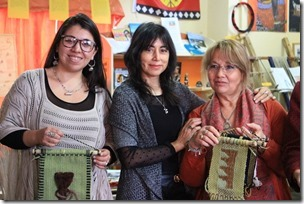FOTO donación telares mapuche 4