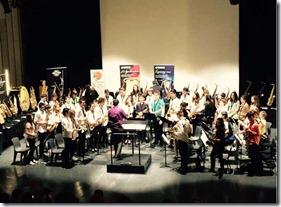 foto de saxofonistas